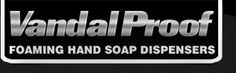 OPS 1-Touch Unbreakable Commercial Soap Dispensers - Archer Manufacturing