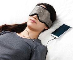 Sound therapy Sleep Mask JAMWA BRAIN REMEMBER