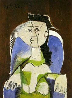 Pablo Picasso-The Cubist Portraits