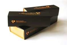 MuscadineChocolates - sliding box lid