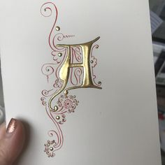 9,672 vind-ik-leuks, 121 reacties - Calligraphy by Moya (@moyagraphy) op Instagram: 'I actually did start this project last week, but I didn't post til now (and I've already done the…'