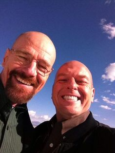 Bryan Cranston A great actor An even better man Learned so much from you Thanks for the ride @BryanCranston