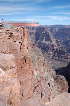 Grand Canyon Skywalk, Ok I went there but sure as hell didn't go out on this.