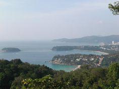 View on Karon