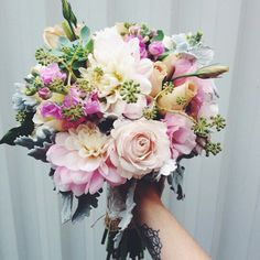 A floral signature instagram