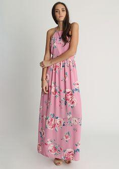 Bashful Printed Dress
