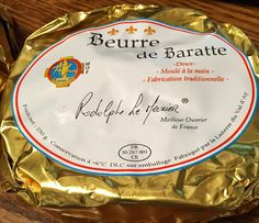 The Wine and Cheese Place: The best butter in the world?