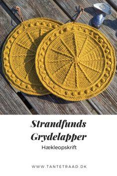 Decor Crafts, Knit Crochet, Knitting, Creative, Diy, Inspiration, Vintage, Design, Free Crochet