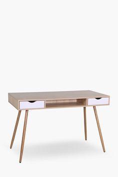 Novice Office Desk - Shop New In - Furniture - Shop Corner Office, Corner House, Home Office, Office Desk, Large Furniture, New Furniture, Wood Surface, Metal, Table