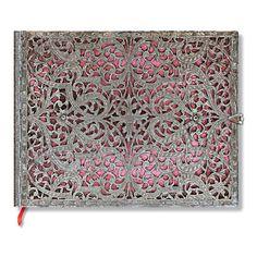 Libro de Visitas Rosa Suave Liso Paperblanks