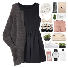 """""""COLLAB SET"""" by other-flying ❤ liked on Polyvore featuring Acne Studios, Marc Jacobs, Fiorelli, NIKE, Threshold, Williams-Sonoma, Lux-Art Silks, philosophy, Byredo and Brahms Mount"""