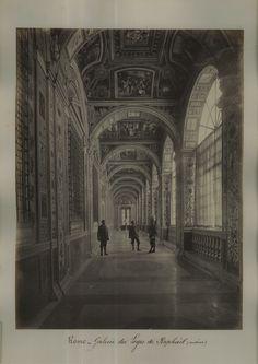 Roma, Galerie des Loges de Raphael     #Europe #Italia #Rome_Roma