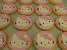 Μπισκότα Hello Kitty! #sugarela #mpiskota #HelloKitty