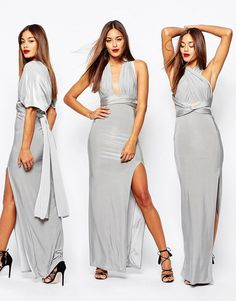 Missguided | Missguided MULTIWAY Maxi Dress at ASOS
