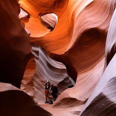 Antelope Canyon @ Arizona