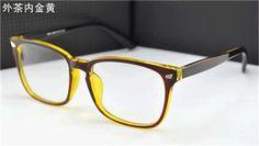 bfbdb27df 2017 brand new Rivets Korea fashion Women&men optical glasses clear lens  eyeglasses Oculos de grau feminino