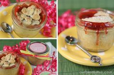 Lots of mini heart shaped pie recipes! Sweetie Pie Pops {Plus Hand Pies, Pie Jars, and Printables! Yummy Treats, Delicious Desserts, Sweet Treats, Yummy Food, Fun Food, Sweetie Pies Recipes, Pie Recipes, Recipies, Individual Pies