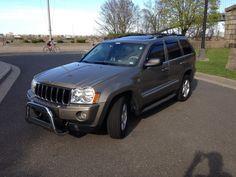 Used 2005 Jeep Grand Cherokee Lt