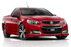 New Price Release 2015 Holden VF Commodore Storm Review Front View Model