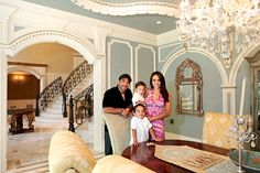 Melissa and Joe Gorga Two Luxury Houses in New Jersey - Slide Show - NYTimes.com