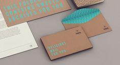 Brazilian graphic designer Isabela Rodrigues, identity work for Hnina organic chocolate.