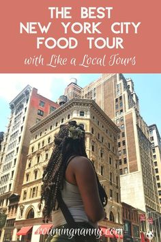 I love delicious food and New York, so join my friend and I to taste this legendary city on an NYC food tour with Like a Local Tours. Usa Travel, Travel Tips, New York City Guide, Best Grilled Cheese, Tour Around The World, Local Tour, Sandwich Shops, Go To New York, Like A Local