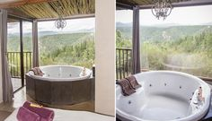 35 accommodations with Jacuzzi's in the Western Cape of South Africa - some gorgeous views! Weekends Away, Good Company, Jacuzzi, Cape Town, Weekend Getaways, Cottages, South Africa, Life Is Good, Westerns