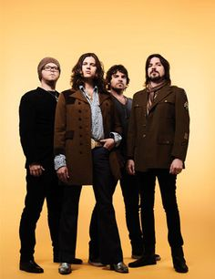 Rival Sons - Great contemporary hard rock band. You can definitely hear the Led Zeppelin influence.