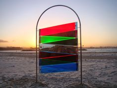 """""""Total Internal Reflection"""" is an artwork I created in 2014.  It has been exhibited in Girt by Sea Exhibition 2016, Redland Bay Council, Redland Bay beach and 2014 Swell Sculpture Festival, Currumbin Beach, Queensland."""