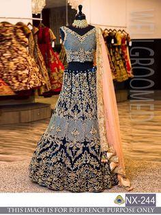 Fabulous Designer Collection Of Traditional Party Wear Indian Pakistani Bridal Lehenga, Indian Lehenga, Silk Lehenga, Sabyasachi, Indian Dresses, Indian Outfits, Indian Bridal Wear, Indian Wear, Indian Style