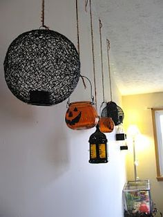 Phile not Found: Halloween How-to: Cheap DIY decorations