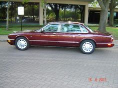 Joseph's 1998 Jaguar XJ Vanden Plas - AutoShrine Registry