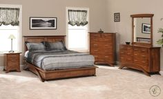 Our Cheyenne Wells Set brings grace and sophistication to your bedroom with an understated arched base, constructed in solid wood one at a time.