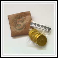 """Sage says, """"On the 5th day of Christmas, my Santa gave to me… FIVE GOLDEN... But, of course."""""""