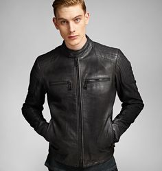 Archer Jacket | oiled suede. Mens Designer Jackets & Coats | Belstaff