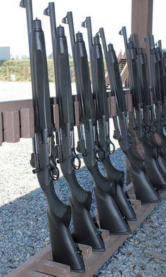 Beretta Model 1301- Semi Auto Shotguns.