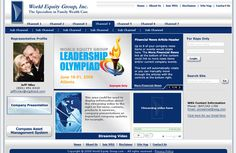 World Equity Group Financial Services Project Type: Design concept art Type Design, Web Design, Service Projects, Financial News, News Articles, Software Development, Concept Art, Group, World