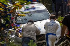 Imprevisti ---  Shakedown Rally di San Remo 2013 by stefano.casi