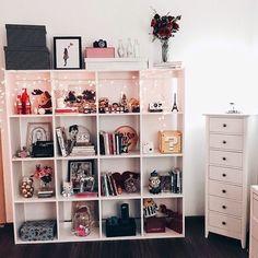 """9,624 Likes, 19 Comments - Quartos Femininos (@roomforgirl) on Instagram: """"@brunavieira  Como amo as decor dela 💕"""""""