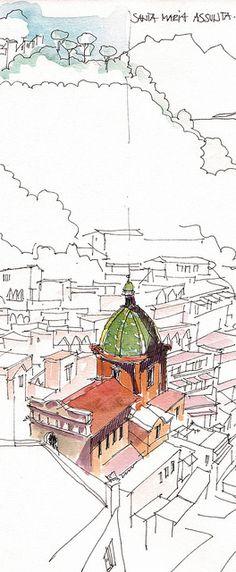 Positano, Santa Maria, I | Flickr - Photo Sharing!