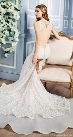 Moonlight Couture Fall 2016 Wedding Dresses