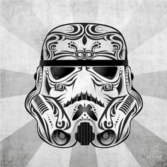 Stormtrooper Day of the Dead
