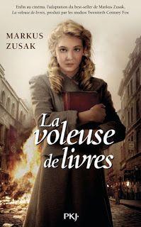 """Aurelie bouquine: """"La voleuse de livres"""" de Markus Zusak"""