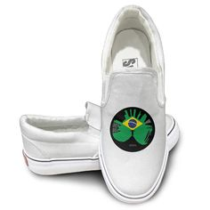 Custom Sneakers Rio De Janeiro Skyline Looks Like Ring Canvas Board Shoes For Men, Women And Teens *** Continue to the product at the image link.