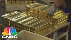 Germany's Central Bank Just Shifted Gold Bars Held Overseas Due To Cold War Fears Gold And Silver Prices, Gold Cost, Silver Rate, Gold Rate, 1 Gram Gold Price, Today Gold Price, Gold Bullion Bars, 1970s Cartoons, Central Bank