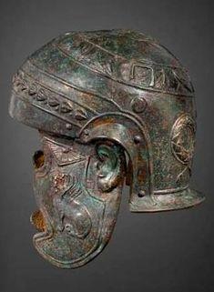 Roman Cavalry helmet.