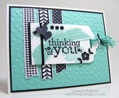 LeAnne Pugliese WeeInklings FMS139 CM23 Kind & Cozy Stampin Up - Stampin' Connection