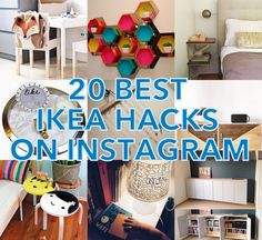 Best IKEA Hacks | InstaFav: 20 best IKEA hacks on Instagram | IKEA Hackers | Bloglovin