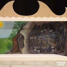 Behind the scenes of the short stop motion film Orfeus (2012) directed by Traum Toys' Thomas Balmbra.