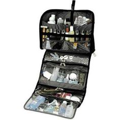 Roll Up Travel Makeup Bag | demo rollup bag travel roll up bag from your starter kit timewise 3 in ...